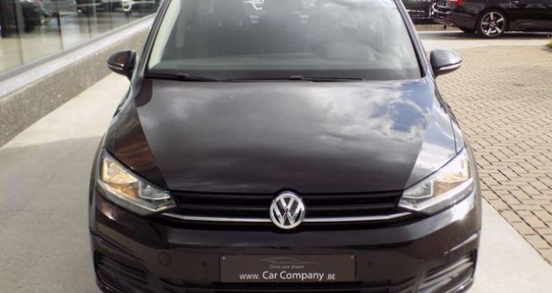 Volkswagen Touran 1.6 TDi 115PK EURO 6B FACELIFT - GPS - PDC Noir occasion à Hooglede - photo n°3