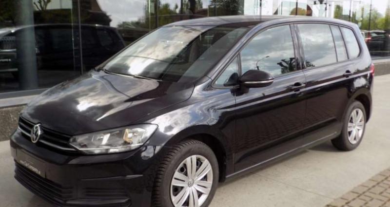 Volkswagen Touran 1.6 TDi 115PK EURO 6B FACELIFT - GPS - PDC Noir occasion à Hooglede - photo n°2