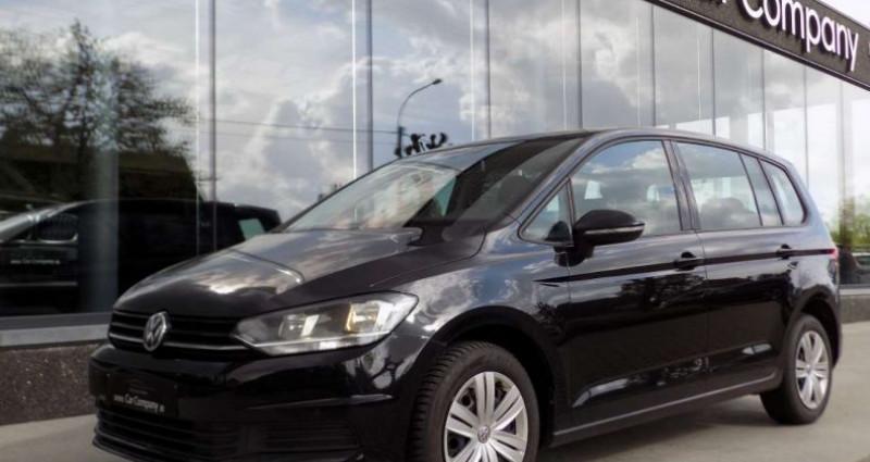 Volkswagen Touran 1.6 TDi 115PK EURO 6B FACELIFT - GPS - PDC Noir occasion à Hooglede