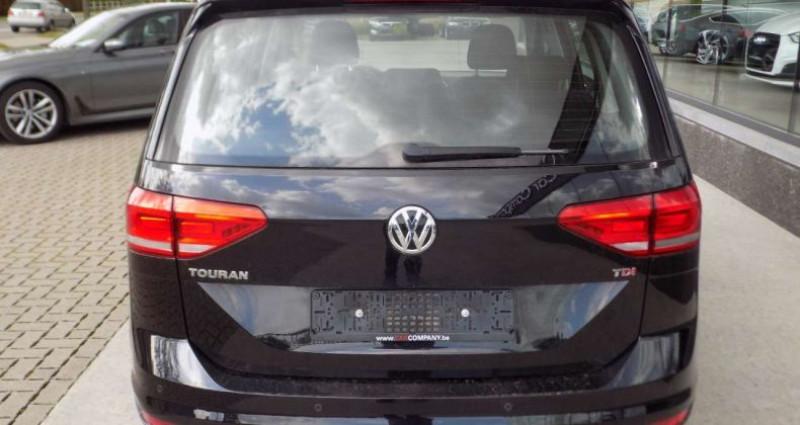 Volkswagen Touran 1.6 TDi 115PK EURO 6B FACELIFT - GPS - PDC Noir occasion à Hooglede - photo n°6