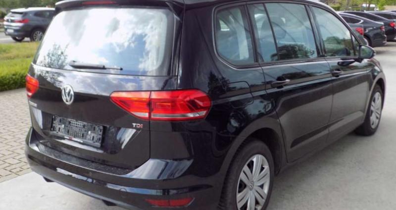 Volkswagen Touran 1.6 TDi 115PK EURO 6B FACELIFT - GPS - PDC Noir occasion à Hooglede - photo n°5