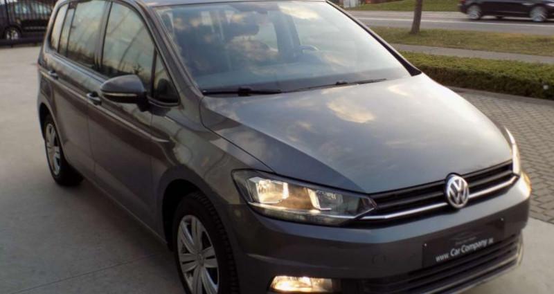 Volkswagen Touran 1.6 TDi SCR 115PK 7PL - GPS - PDC V&A - MISTLICHT Gris occasion à Hooglede - photo n°2