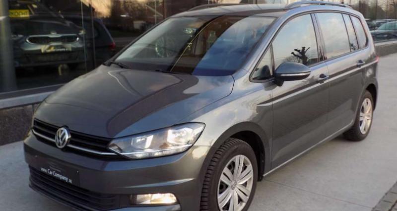 Volkswagen Touran 1.6 TDi SCR 115PK 7PL - GPS - PDC V&A - MISTLICHT Gris occasion à Hooglede