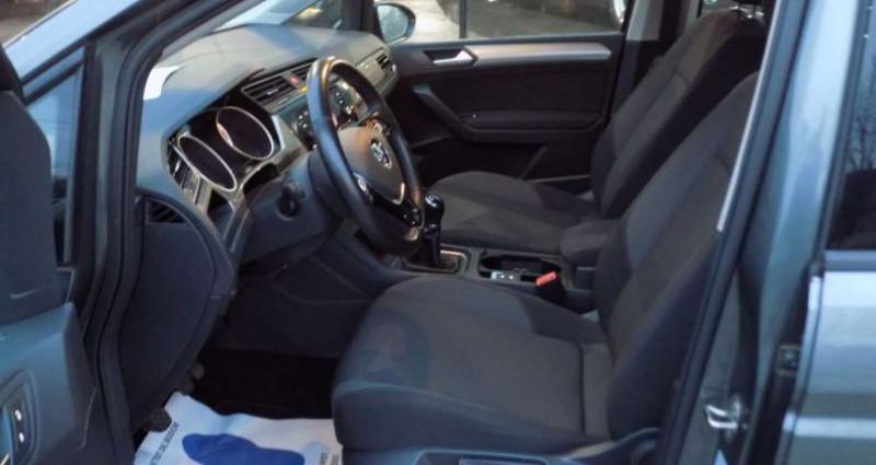 Volkswagen Touran 1.6 TDi SCR 115PK 7PL - GPS - PDC V&A - MISTLICHT Gris occasion à Hooglede - photo n°6