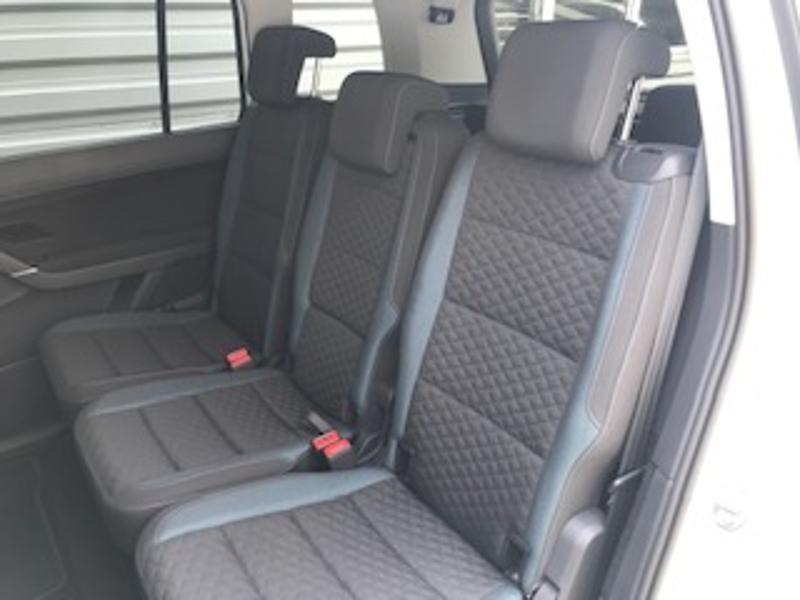 Volkswagen Touran 2.0 TDI 115ch FAP IQ.Drive DSG7 7 places Euro6d-T Blanc occasion à LESCAR - photo n°18