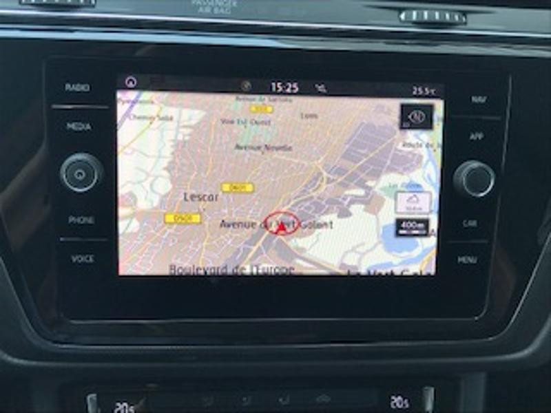 Volkswagen Touran 2.0 TDI 115ch FAP IQ.Drive DSG7 7 places Euro6d-T Blanc occasion à LESCAR - photo n°20