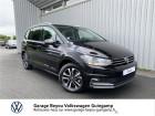 Volkswagen Touran 2.0 TDI 122 7PL Noir à Saint Agathon 22