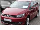 Volkswagen Touran 2.0 TDI 140 DSG 7 Places Rouge à Beaupuy 31