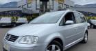 Volkswagen Touran 2.0 TDI 140CH CONFORT DSG6 7 PLACES Gris à VOREPPE 38