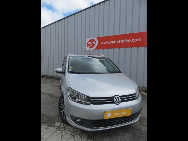 Volkswagen Touran 2.0 TDI 140ch FAP Confortline DSG6 Gris occasion à La Roche-sur-Yon - photo n°13