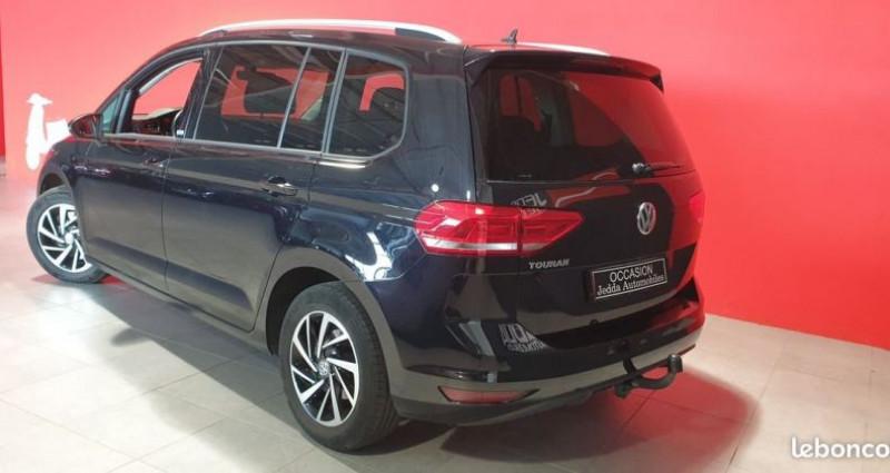 Volkswagen Touran carat tdi 7 places dsg 7 Noir occasion à MONTROND LES BAINS - photo n°5