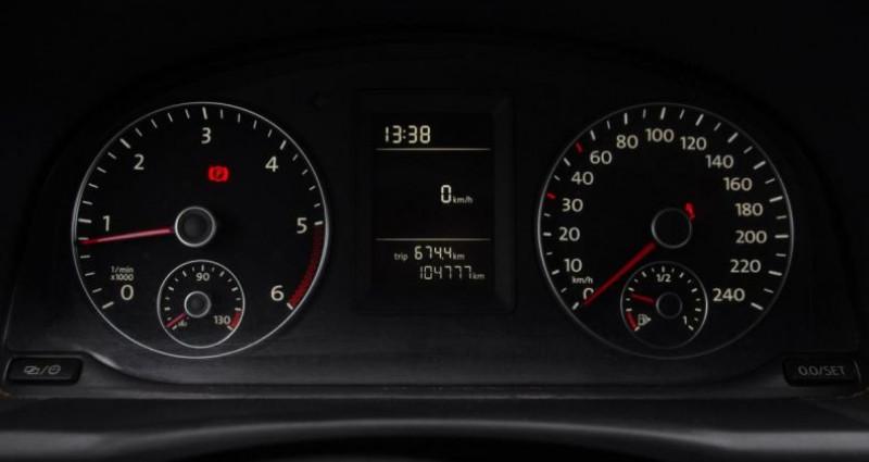 Volkswagen Touran II 1.6 TDI 105 FAP TRENDLINE Bleu occasion à Chambourcy - photo n°5