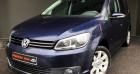 Volkswagen Touran II 1.6 TDI 16V FAP 105 cv 7 Places 2015 Bleu à Francin 73