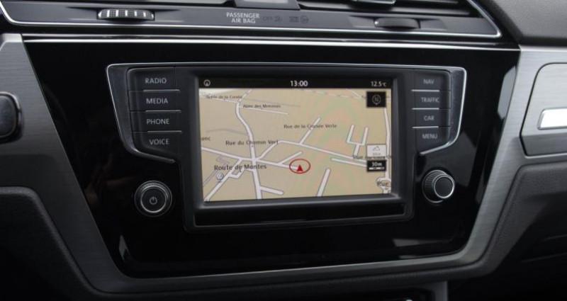 Volkswagen Touran III 1.6 TDI 110 BLUEMOTION TECHNOLOGY CONFORTLINE BUSINESS 7 Gris occasion à Chambourcy - photo n°6