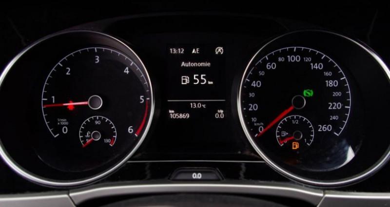 Volkswagen Touran III 1.6 TDI 110 BLUEMOTION TECHNOLOGY TRENDLINE BUSINESS DSG Beige occasion à Chambourcy - photo n°5