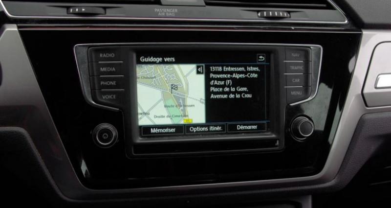 Volkswagen Touran III 1.6 TDI 110 BLUEMOTION TECHNOLOGY TRENDLINE BUSINESS DSG Beige occasion à Chambourcy - photo n°6