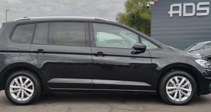 Volkswagen Touran III 1.6 TDI 115ch BlueMotion Technology FAP Confortline Busi Noir occasion à Diebling - photo n°7