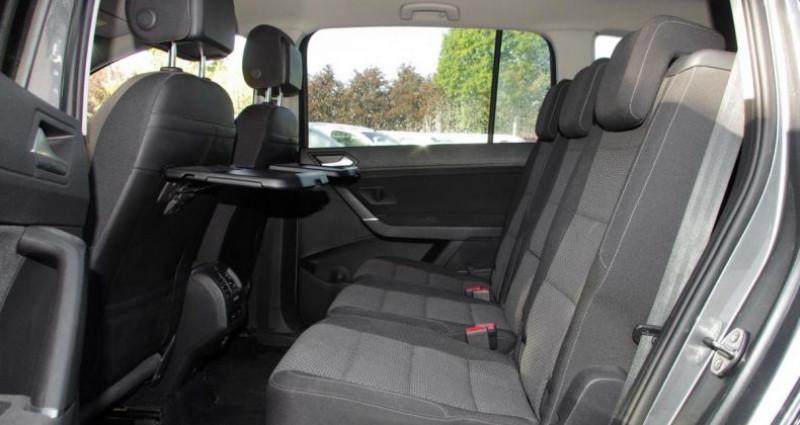 Volkswagen Touran III 2.0 TDI 150 BLUEMOTION TECHNOLOGY CONFORTLINE BUSINESS D Gris occasion à Chambourcy - photo n°4
