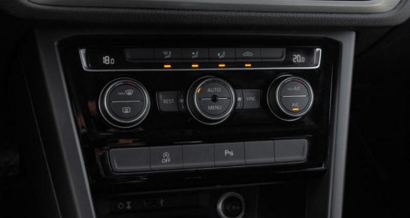 Volkswagen Touran III 2.0 TDI 150 BLUEMOTION TECHNOLOGY CONFORTLINE BUSINESS D Gris occasion à Chambourcy - photo n°7