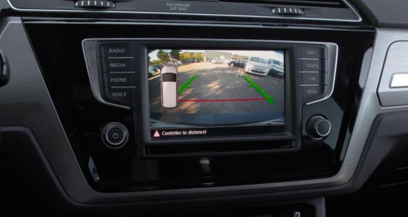 Volkswagen Touran III 2.0 TDI 150 BLUEMOTION TECHNOLOGY CONFORTLINE BUSINESS D Gris occasion à Chambourcy - photo n°6