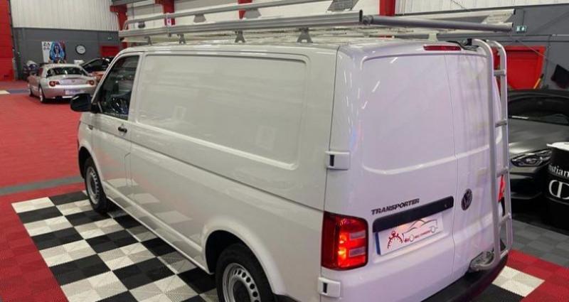 Volkswagen Transporter 2.0 tdi 150cv DSG7 L1H1 Blanc occasion à Brie-Comte-Robert - photo n°3