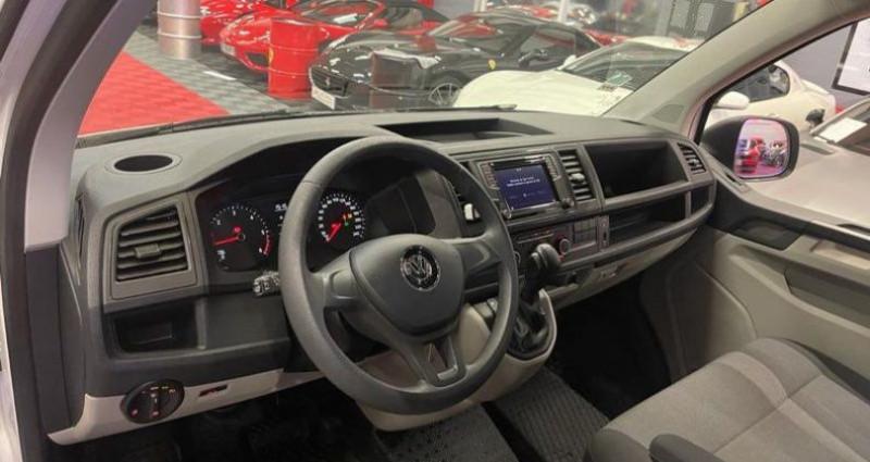 Volkswagen Transporter 2.0 tdi 150cv DSG7 L1H1 Blanc occasion à Brie-Comte-Robert - photo n°5