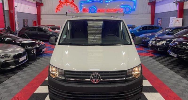 Volkswagen Transporter 2.0 tdi 150cv DSG7 L1H1 Blanc occasion à Brie-Comte-Robert