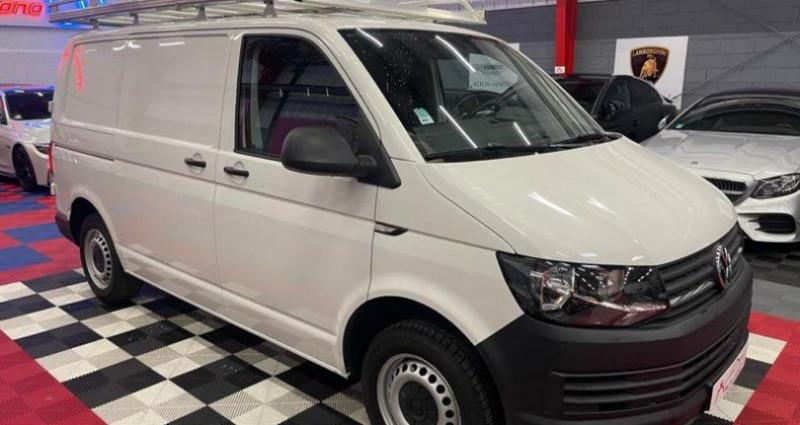 Volkswagen Transporter 2.0 tdi 150cv DSG7 L1H1 Blanc occasion à Brie-Comte-Robert - photo n°2