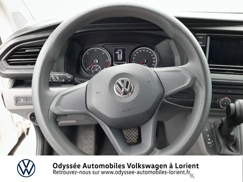 Volkswagen Transporter 2.8T L1H1 2.0 TDI 150ch Business Line DSG7 Blanc occasion à Lanester - photo n°7