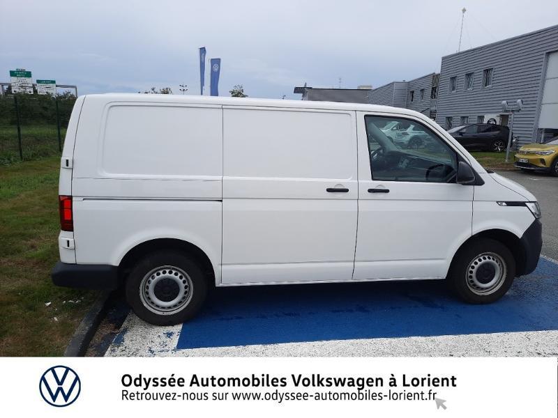 Volkswagen Transporter 2.8T L1H1 2.0 TDI 150ch Business Line DSG7 Blanc occasion à Lanester - photo n°4