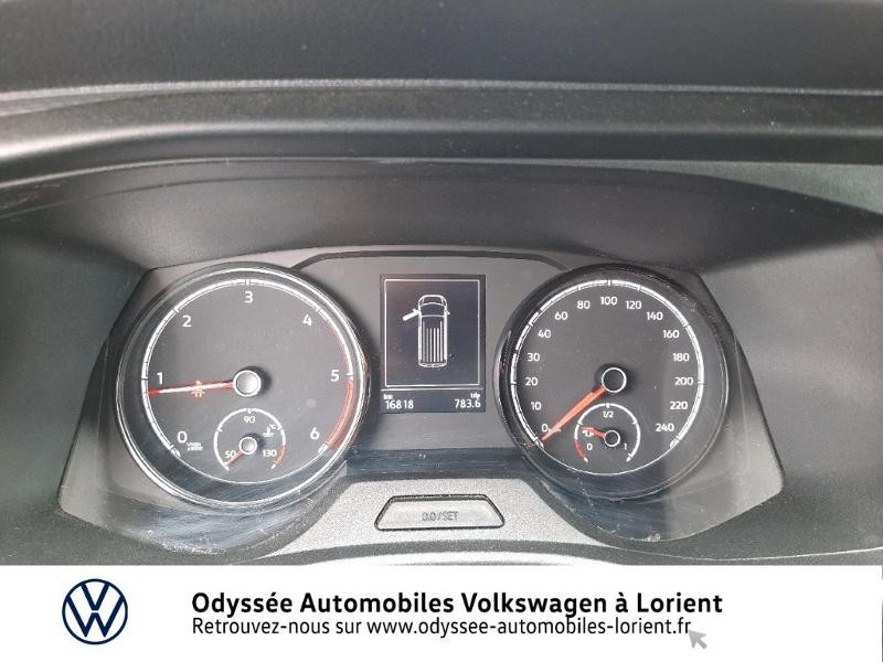 Volkswagen Transporter 2.8T L1H1 2.0 TDI 150ch Business Line DSG7 Blanc occasion à Lanester - photo n°9