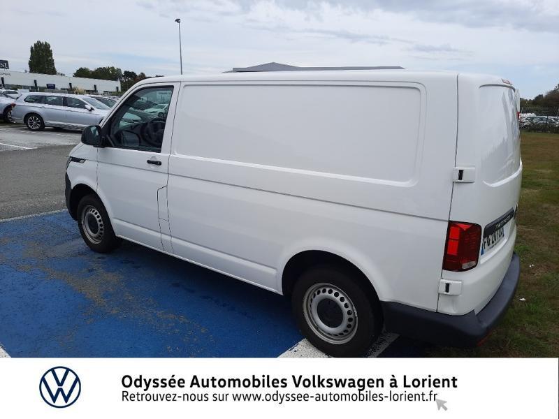 Volkswagen Transporter 2.8T L1H1 2.0 TDI 150ch Business Line DSG7 Blanc occasion à Lanester - photo n°3