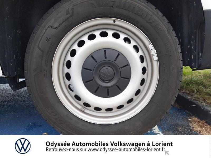 Volkswagen Transporter 2.8T L1H1 2.0 TDI 150ch Business Line DSG7 Blanc occasion à Lanester - photo n°15