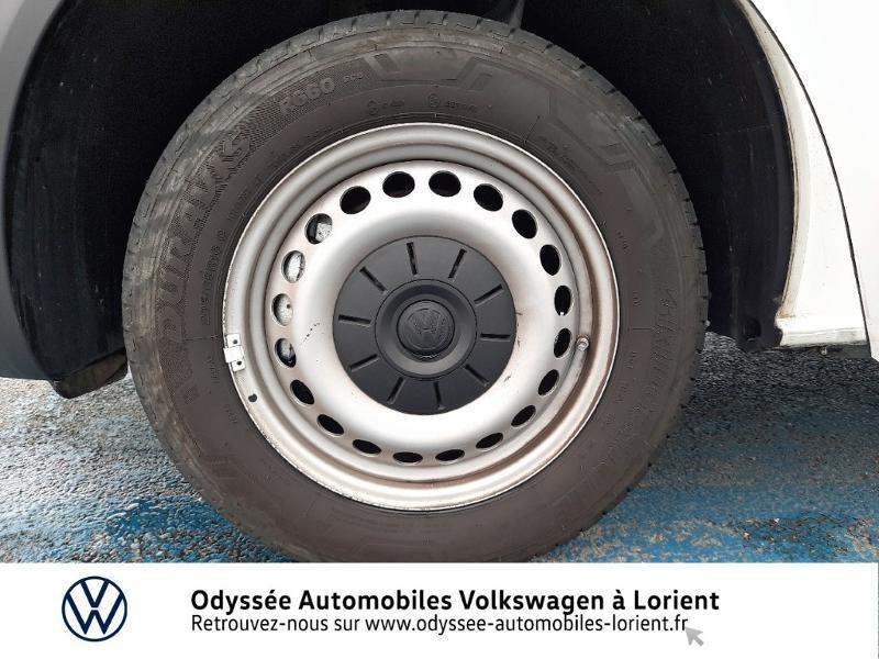 Volkswagen Transporter 2.8T L1H1 2.0 TDI 150ch Business Line DSG7 Blanc occasion à Lanester - photo n°14