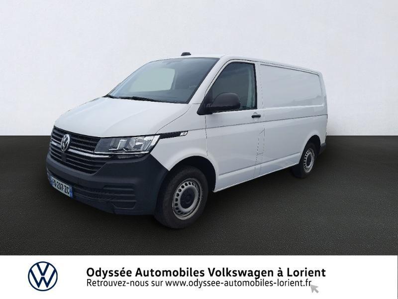Volkswagen Transporter 2.8T L1H1 2.0 TDI 150ch Business Line DSG7 Blanc occasion à Lanester