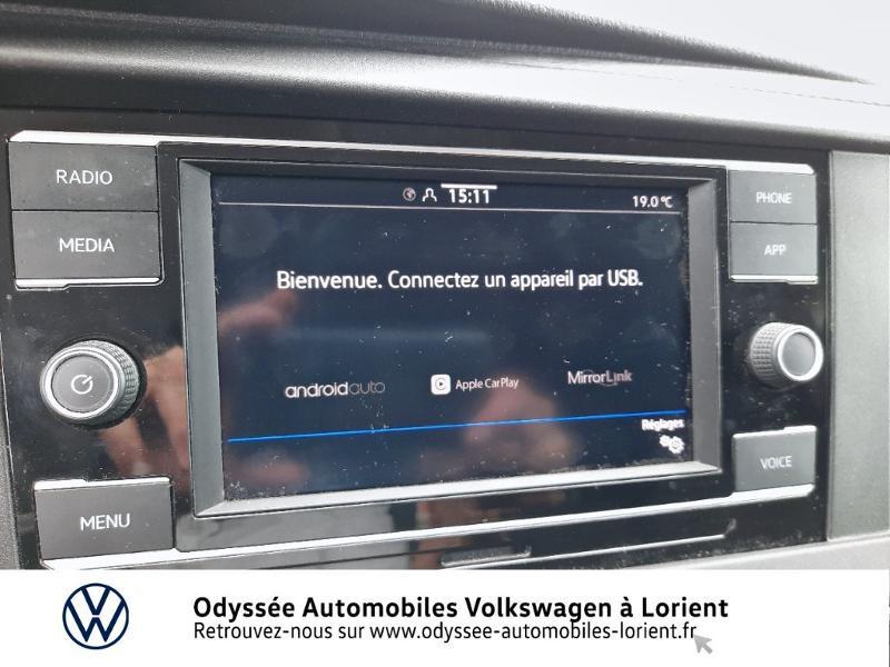 Volkswagen Transporter 2.8T L1H1 2.0 TDI 150ch Business Line DSG7 Blanc occasion à Lanester - photo n°8