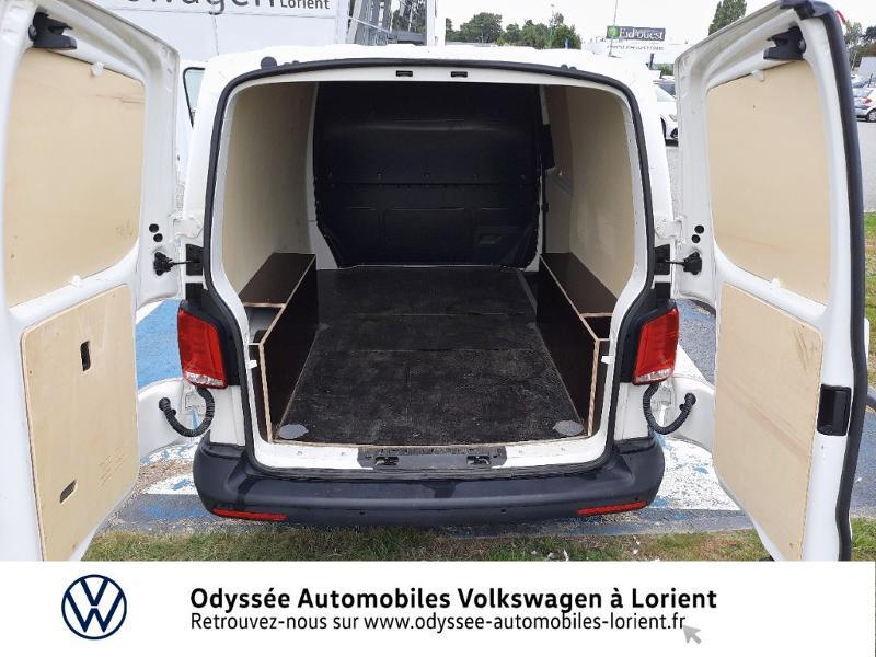 Volkswagen Transporter 2.8T L1H1 2.0 TDI 150ch Business Line DSG7 Blanc occasion à Lanester - photo n°12