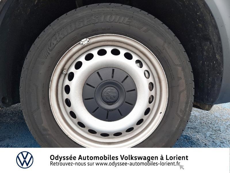 Volkswagen Transporter 2.8T L1H1 2.0 TDI 150ch Business Line DSG7 Blanc occasion à Lanester - photo n°13