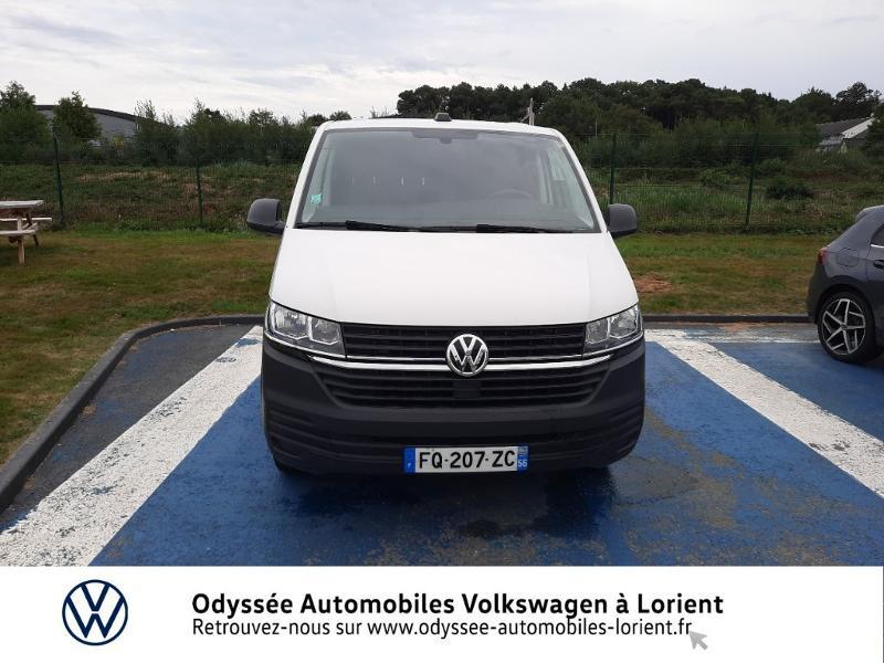Volkswagen Transporter 2.8T L1H1 2.0 TDI 150ch Business Line DSG7 Blanc occasion à Lanester - photo n°5