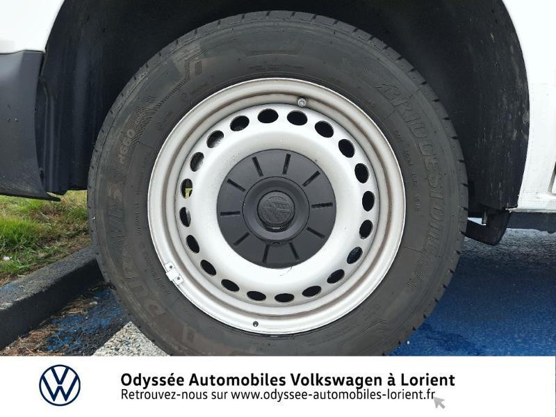 Volkswagen Transporter 2.8T L1H1 2.0 TDI 150ch Business Line DSG7 Blanc occasion à Lanester - photo n°16