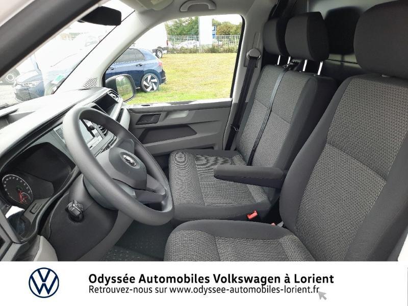 Volkswagen Transporter 2.8T L1H1 2.0 TDI 150ch Business Line DSG7 Blanc occasion à Lanester - photo n°11
