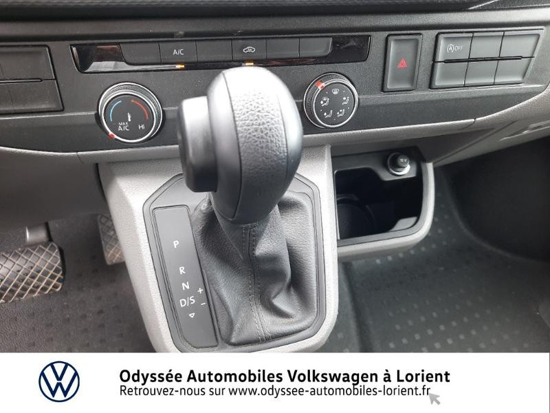 Volkswagen Transporter 2.8T L1H1 2.0 TDI 150ch Business Line DSG7 Blanc occasion à Lanester - photo n°10