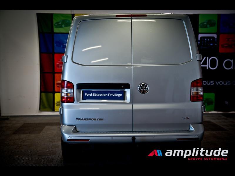 Volkswagen Transporter 2.8T L1H1 2.0 TDI 180ch Business Line DSG7 Gris occasion à Dijon - photo n°8
