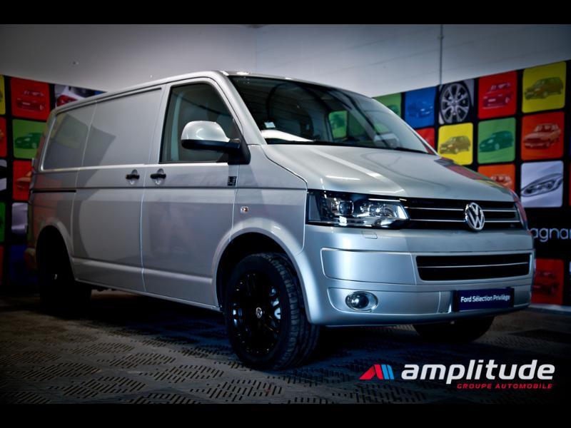 Volkswagen Transporter 2.8T L1H1 2.0 TDI 180ch Business Line DSG7 Gris occasion à Dijon