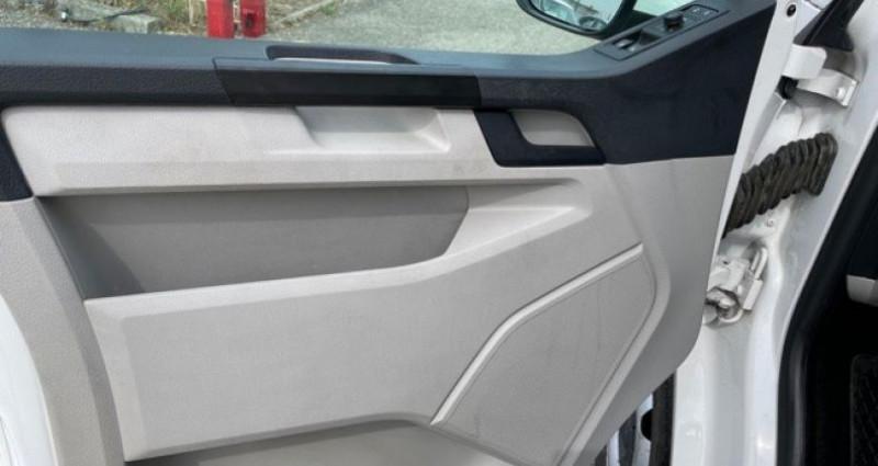 Volkswagen Transporter 2.8T L1H1 2.0 TDI 204CH BUSINESS LINE PLUS DSG7 Blanc occasion à ORANGE - photo n°3