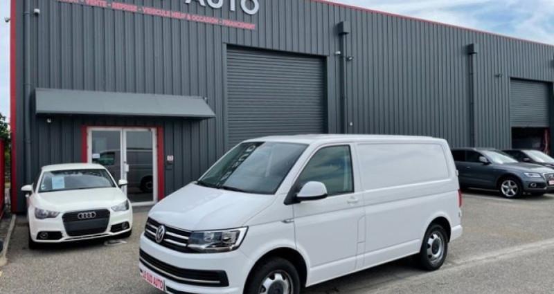 Volkswagen Transporter 2.8T L1H1 2.0 TDI 204CH BUSINESS LINE PLUS DSG7 Blanc occasion à ORANGE