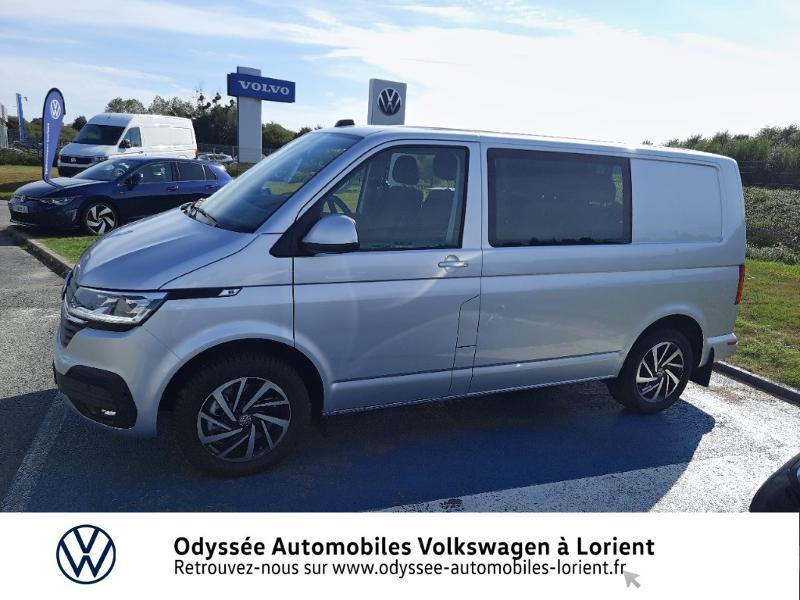 Volkswagen Transporter 3.0T L1H1 2.0 TDI 198ch Business Line 4Motion DSG DSG7 Gris occasion à Lanester - photo n°2