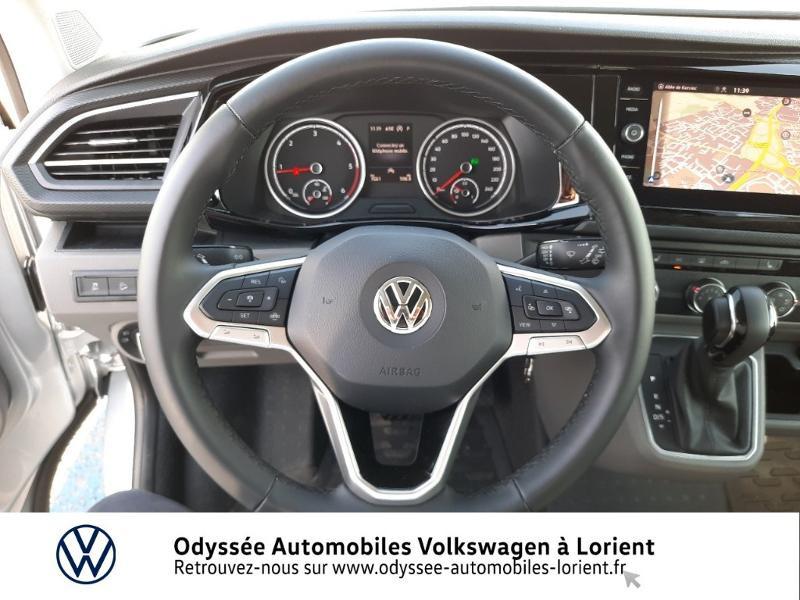 Volkswagen Transporter 3.0T L1H1 2.0 TDI 198ch Business Line 4Motion DSG DSG7 Gris occasion à Lanester - photo n°7