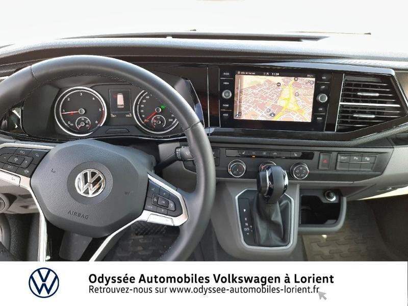 Volkswagen Transporter 3.0T L1H1 2.0 TDI 198ch Business Line 4Motion DSG DSG7 Gris occasion à Lanester - photo n°6