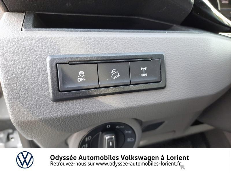 Volkswagen Transporter 3.0T L1H1 2.0 TDI 198ch Business Line 4Motion DSG DSG7 Gris occasion à Lanester - photo n°17